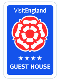 Visit England guest house award
